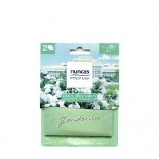 Nuncas Buste profumate per cassetti 2 pz- Gardenia